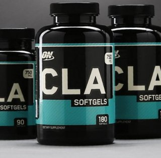 CLA 750 mg ソフトジェルズ