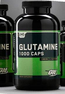 グルタミン 1000mg カプセル (240カプセル)