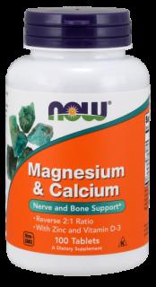 マグネシウム & カルシウム