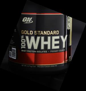 ゴールドスタンダード 100%ホエイプロテイン (2.27kg)
