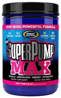 スーパーパンプMAX 640g