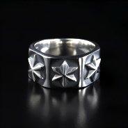 Three-Star Ring