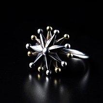 Star-Burst Ring