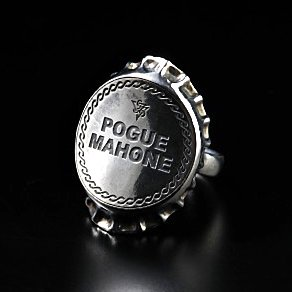 Bottle Cap Ring
