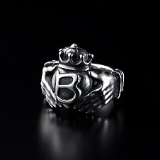 B-Claddagh Ring