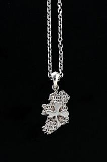 Irish-Message Pendant