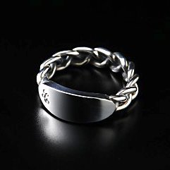 CELT Ring (L) -Short Spiral-