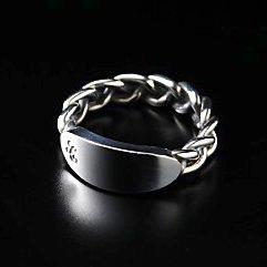 CELT Ring (L) -Short Spiral-