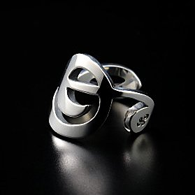 G-clef Roll Ring