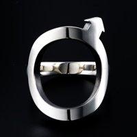 Target Ring Silver (B)