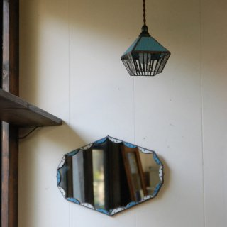 dot mirror Blue<img class='new_mark_img2' src='//img.shop-pro.jp/img/new/icons1.gif' style='border:none;display:inline;margin:0px;padding:0px;width:auto;' />