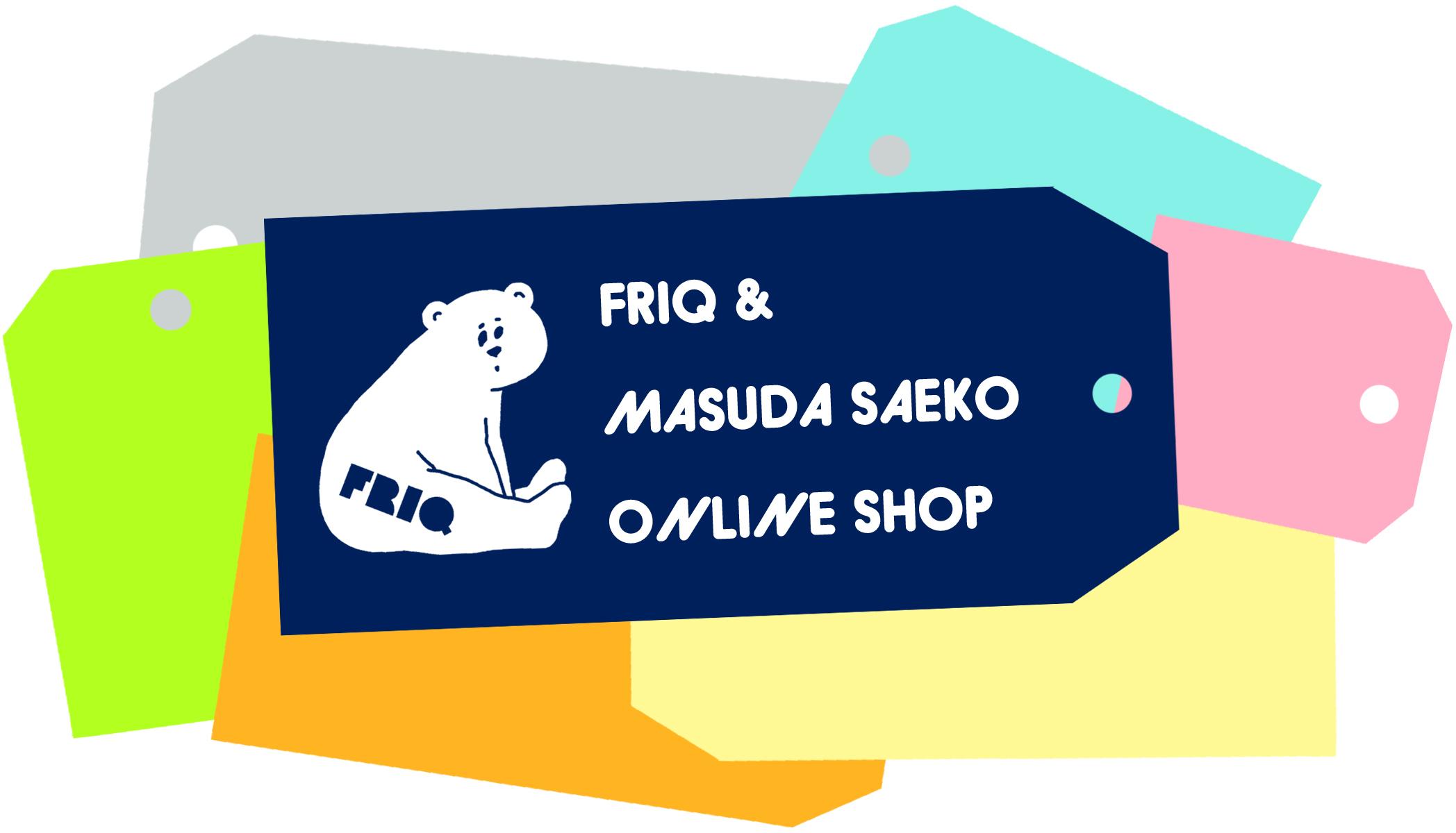 MASUDA SAEKO WEB SHOP