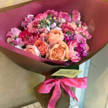 ピンクキャンディ×ロマンティック