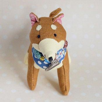 Flower & Tail 「柴犬」