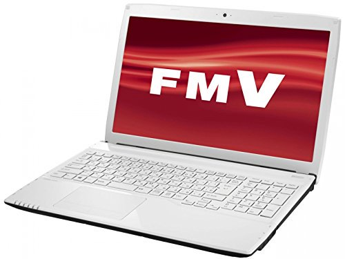 【N】富士通 15.6型 LIFEBOOK AH40/R [FMVA40RWJ] (AMD E1-2100 1.0Ghz/ DVDSマルチ/ Windows8.1【中古品】