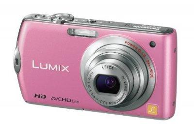 Panasonic デジタルカメラ LUMIX FX70 エッセンシャルピンク DMC-FX70-P【中古品】