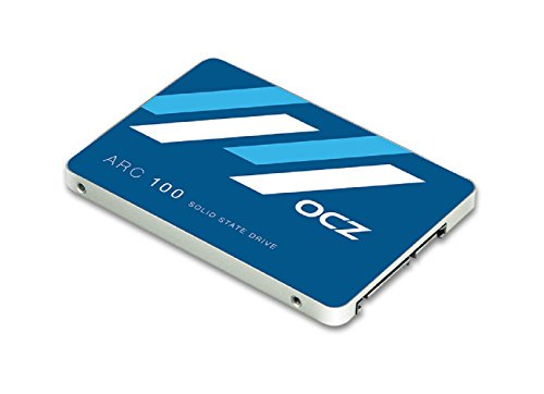 "【N】OCZ Arc 100 Series SATA III 2.5"" 480GB 東芝製A19nm MLC NAND採用SSD HD1447【中古品】"