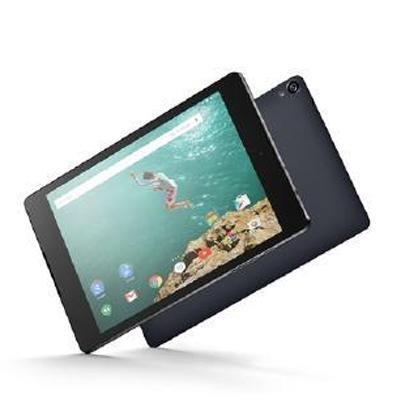 【N】HTC Google Nexus9 32GB LTE 99HZJ004-00(2014)モデル ブラック【中古品】