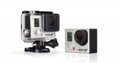 【国内正規品】 Go Pro ウェアラブルカメラ HERO3+ ブラックエディション【中古品】