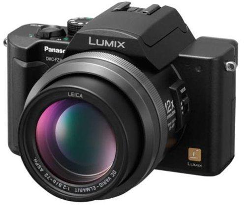 Panasonic LUMIX DMC-FZ10-K ブラック 【!中古品!】