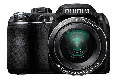 FUJIFILM デジタルカメラ FinePix S4000 F FX-S4000【!中古品!】