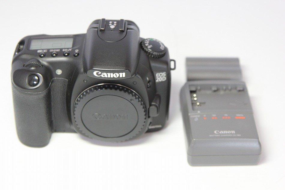 Canon EOS 20D ボディ単体 9442A001【中古品】