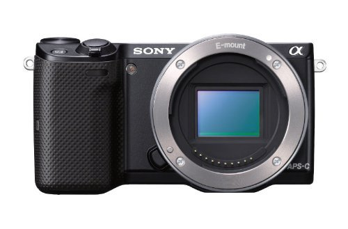 【N】SONY ソニー デジタル一眼カメラ「NEX-5T」ボディ NEX-5T NEX-5T-B【中古品】