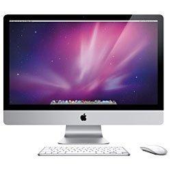 【N】Apple iMac intel Core i7 3.4GHz 27インチ Silver (2011/05) クアッドコア BTO(MC814J/A)【中古品】