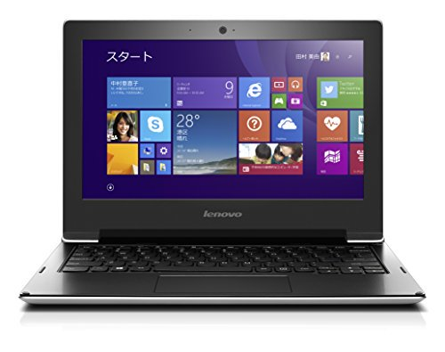 Lenovo ノートパソコン S21e 80M4001TJP / Windows8.1 / Microsoft Office / 11.6インチ / 2GB /【中古品】