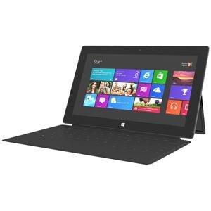 マイクロソフト Surface Windows RT 64GB 【Touch Cover:ブラック】9JR-00019【中古品】