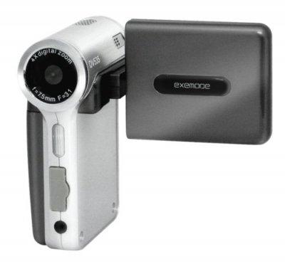 KFE EXEMODE 500万画素デジタルムービーカメラ DV535【中古品】
