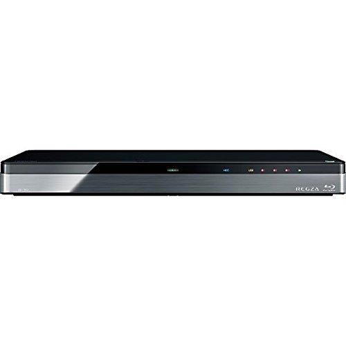 【N】東芝 1TB HDD/3チューナー搭載 3D対応ブルーレイレコーダーTOSHIBA REGZA レグザブルーレイ【中古品】