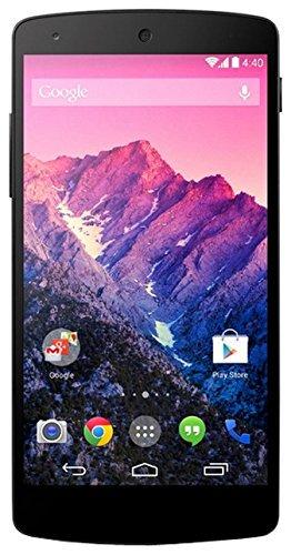Nexus 5 LG-D821 32GB SIMフリー [ブライト レッド] 【!中古品!】