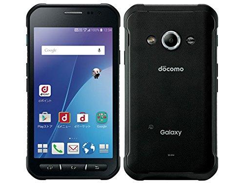 docomo Galaxy Active neo SC-01H ブラック 白ロム【!中古品!】