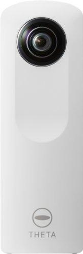 【N】RICOH デジタルカメラ RICOH THETA 360°全天球イメージ撮影デバイス 0175760【中古品】