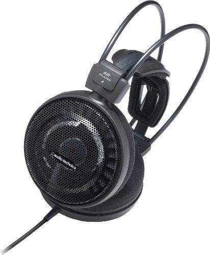 【N】audio-technica エアーダイナミックシリーズ オープン型ヘッドホン ATH-AD700X【中古品】