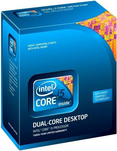 【N】Intel Core i5 i5-660 3.33GHz 4M LGA1156 BX80616I5660【中古品】