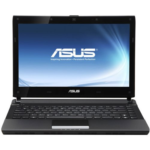 【N】ASUS U36SD 13.3型 LEDバックライト Core i7-2620M ノートPC ブラック U36SD-RX2620【中古品】