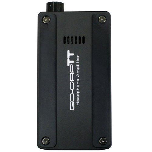 【N】Venture Craft ポータブルヘッドフォンアンプ Go-Dap TT(Type-Tube) サブミニチュア真空管タイプ【中古…