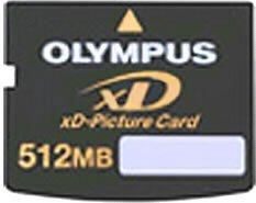 S#【中古】OLYMPUS M-XD512P ピクチャーカードM-XD512P
