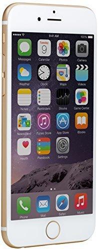 S#【中古】Apple docomo iPhone6 A1586 (MG492J/A) 16GB ゴールド