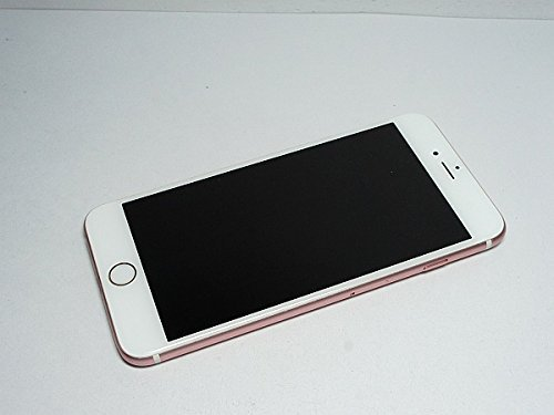 S#【中古】【docomo】 iPhone 6s Plus (64GB, ローズゴールド)