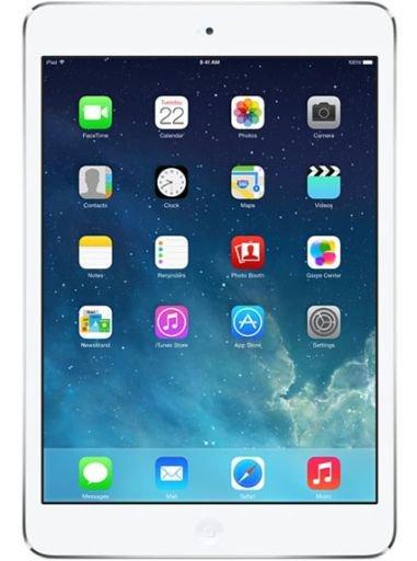 S#【中古】docomo ipad mini Retina Wi-Fi Cellular 16GB シルバー 白ロム ME814J/A Apple