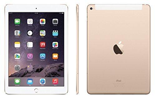 S#【中古】Apple 【ネットワーク利用制限▲】docomo iPad Air2 WiFi+Cellular 64GB ゴールド MH172J/A