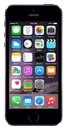 S#【中古】iPhone 5s 64GB docomo [スペースグレイ]