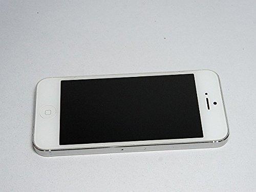 S#【中古】アップル au iPhone5 32GB ホワイト