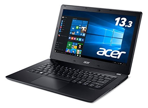 S#【中古】Acer Aspire V13 (Core i3-6100U/4GB/500GB/ドライブなし/13.3/Windows10 Home(64bit)) V3-372-N34D…