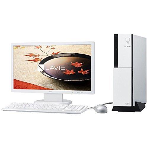 S#【中古】NEC デスクトップパソコンLAVIE Desk Tower DT150/FAW※19.5型ディスプレイ セットモデル(Office Personal Premium プ…