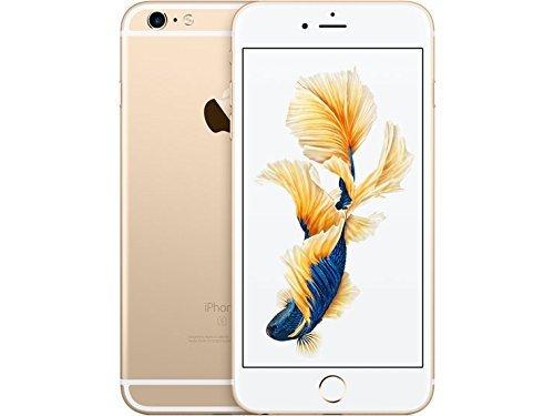 S#【中古】【docomo】 iPhone 6s Plus (64GB, ゴールド)