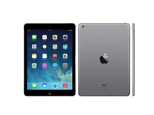 S#【中古】SoftBank iPad Air Wi-Fi+Cellular 64GB スペースグレー MD793J/A